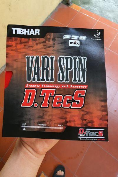 Vari Spin Tibhar