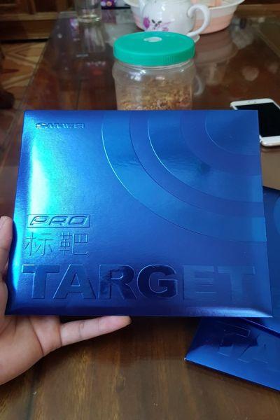 Target Blue Pro